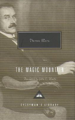 The Magic Mountain Cover Image