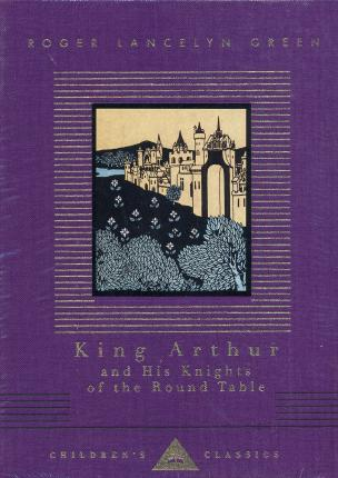 An analysis of book king authur and the knights of the round table