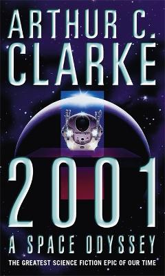 2001: A Space Odyssey Cover Image