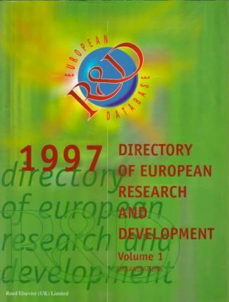 Directory of European Research and Development 1997
