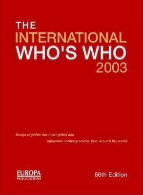 The International Who's Who Online