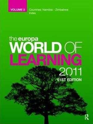 The Europa World of Learning 2007
