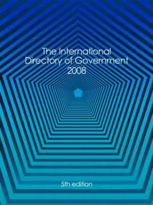 International Directory of Government 2008