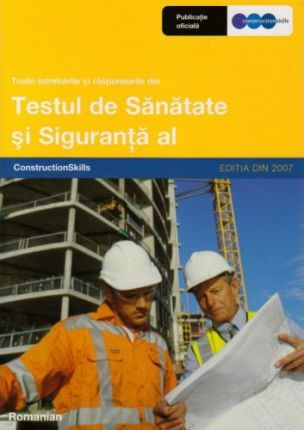 All the Questions and Answers from the CITB-ConstructionSkills Core Health and Safety Test: Edition 2
