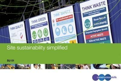 Site Sustainability Simplified: SU 01