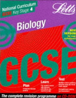 General Certificate of Secondary Education CD-ROM Revision Guide Biology
