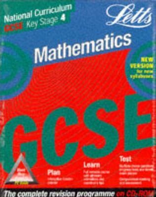 General Certificate of Secondary Education CD-ROM Revision Guide Mathematics