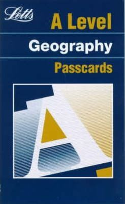 Advanced Level Passcards Geography