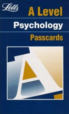 Advanced Level Passcards Psychology
