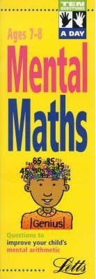 Ten Questions a Day: Mental Maths Ages 7-8