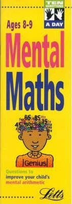 Ten Questions a Day: Mental Maths Ages 8-9