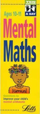Ten Questions a Day: Mental Maths Ages 10-11