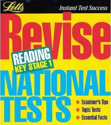 Letts Revision: Revise National Tests Reading Key Stage 1