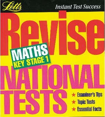 Letts Revision: Revise National Test Maths Key Stage 1