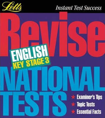 Letts Revision: Revise National Tests English Key Stage 3