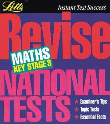 Letts Revision: Revise National Tests Maths Key Stage 3