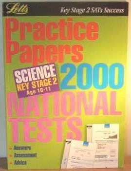 Key Stage 2 National Tests Practice Papers: Science