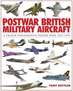 Postwar British Military Aircraft