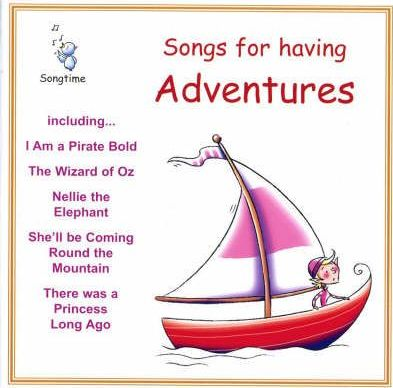Songs for Having Adventures