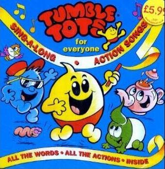 Tumble Tots Sing-a-long Action Songs
