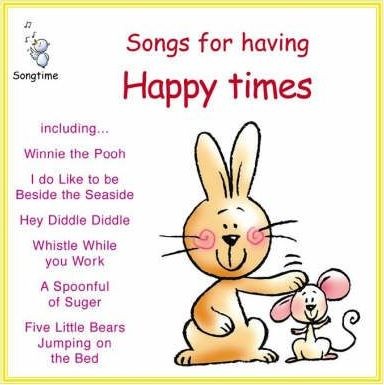 Songs for Having Happy Times