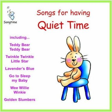 Songs for Having Quiet Time