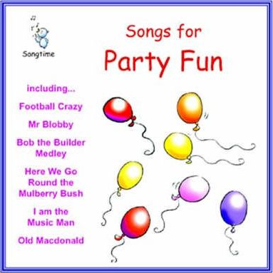 Songs for Party Fun