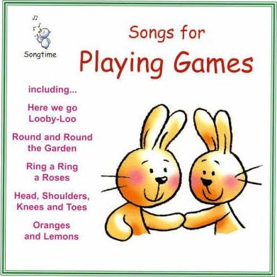 Songs for Playing Games
