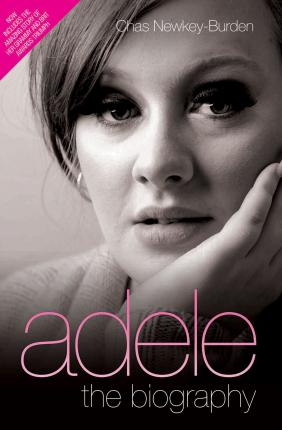 Adele - The Biography Cover Image