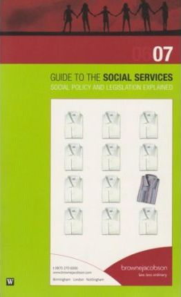 Guide to the Social Services 2006/2007
