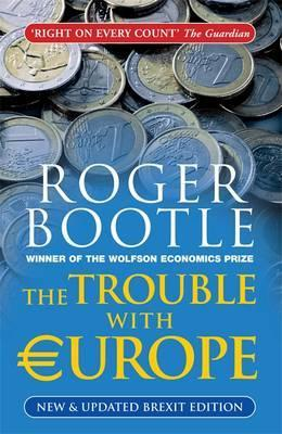 The Trouble with Europe Cover Image