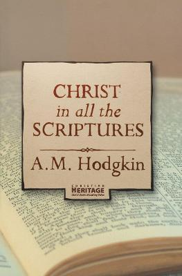 Christ in all the Scriptures Cover Image