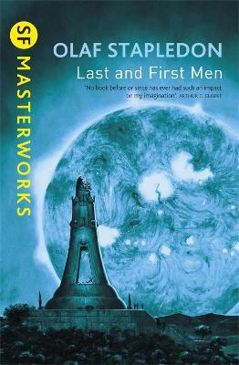 Last And First Men Cover Image