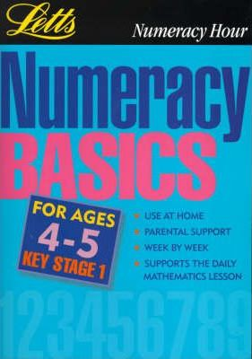 Numeracy Basics: Ages 4-5