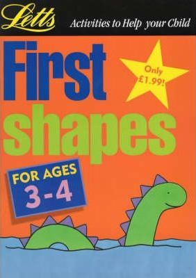 First Shapes: Age 3-4
