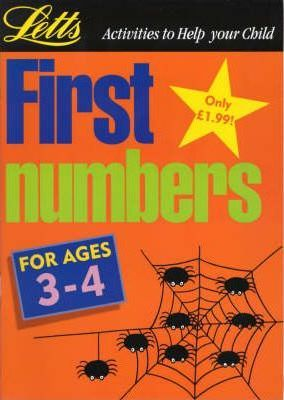 First Numbers: Age 3-4