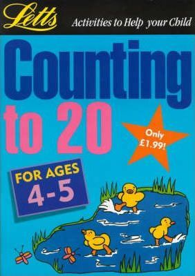 Counting to 20: Age 4-5