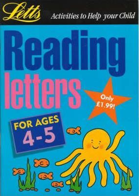 Reading Letters: Age 4-5