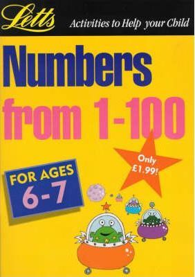 Numbers from 1-100: Age 6-7