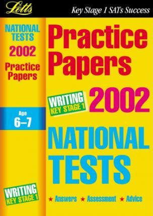 National Test Practice Papers 2002: Writing Key stage 1