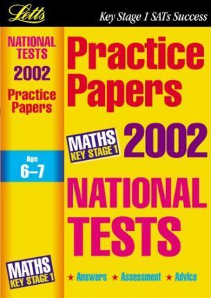 National Test Practice Papers 2002: Maths Key stage 1