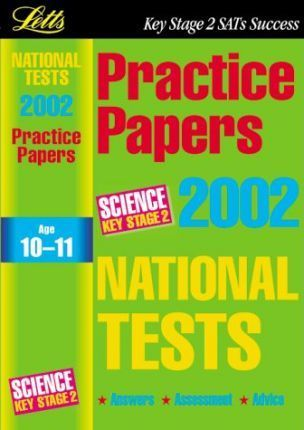 National Test Practice Papers 2002: Science Key stage 2