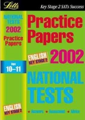 National Test Practice Papers 2002: English Key stage 2