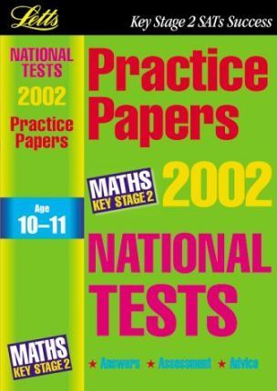 National Test Practice Papers 2002: Maths Key stage 2