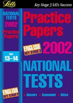 National Test Practice Papers 2002: English Key stage 3