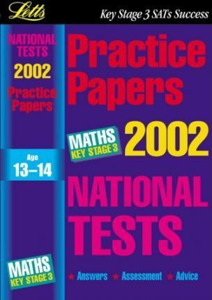 National Test Practice Papers 2002: Maths Key stage 3