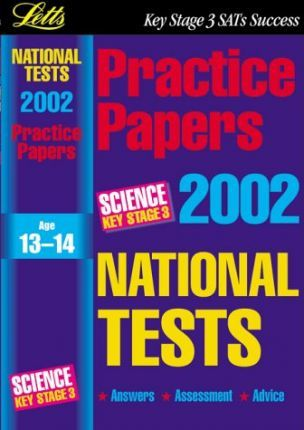National Test Practice Papers 2002: Science Key stage 3