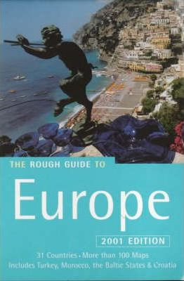 Europe 2001  The Rough Guide