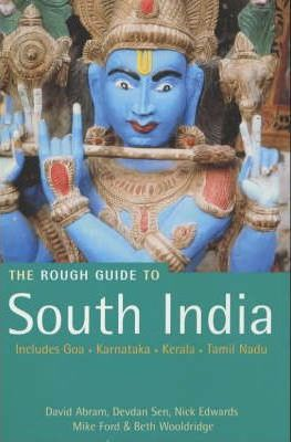 South India: Includes Goa, Karnataka, Kerala and Tamil Nadu