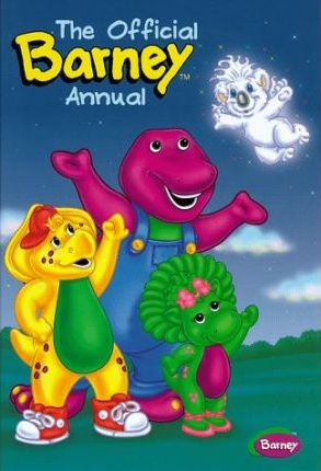 Official Barney Annual 1999